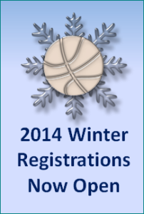 2014 Winter Registrations