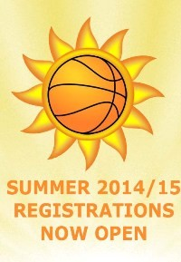 SUMMER REGISTRATIONS