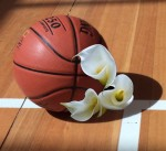 flowers on bball