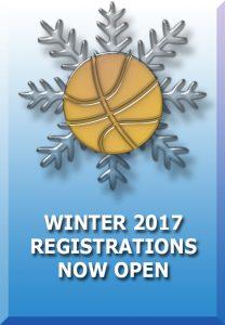 2017 Winter Registrations Now Open