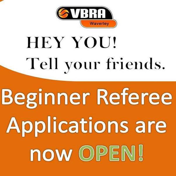 how to become a youth basketball referee